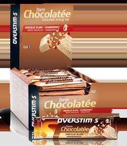Cranberryreep witte chocola