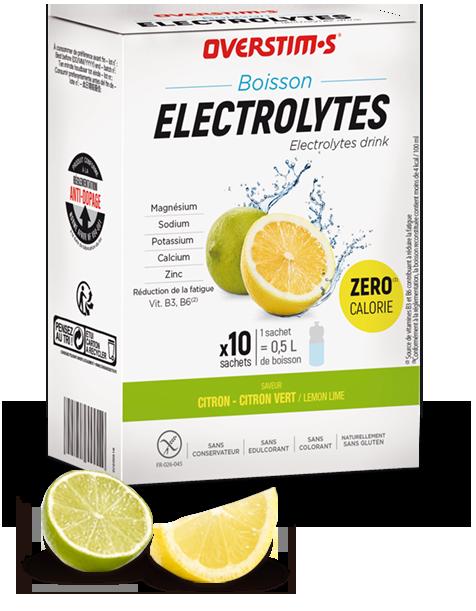 Elektrolytendrank zonder calorieën