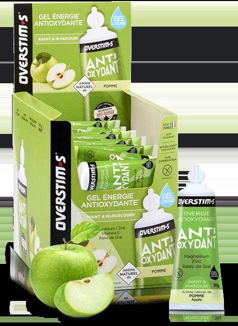 Antioxidant gel