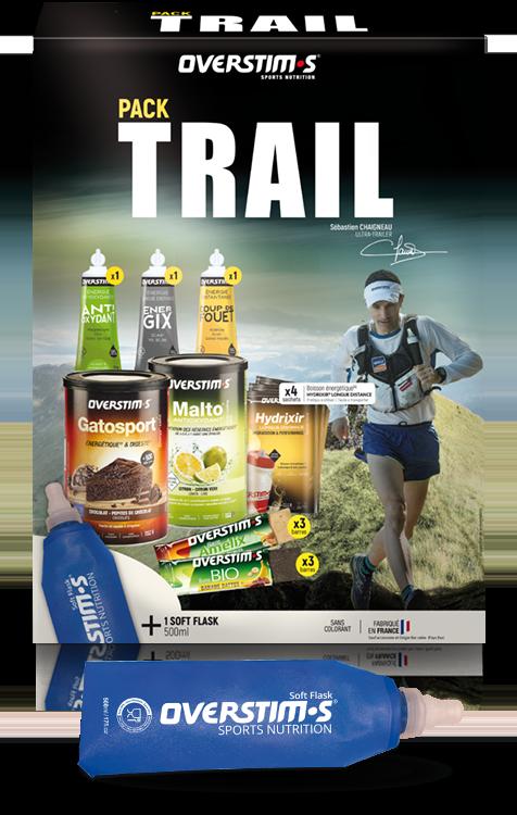 Trail pack